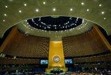 Pasaulio lyderiai Niujorke mėgins įkvėpti naujos gyvybės istoriniam susitarimui