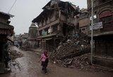 Nepale per žemės drebėjimą žuvo 12-a ES šalių piliečių