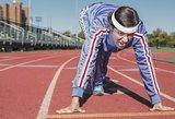 Palangos oro uoste prognozuojamas bėgikų antplūdis