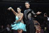 Pasaulio reitingo varžybose Vilniuje – bronzinis Jokūbo Venckaus ir Miglės Klupšaitės pasirodymas