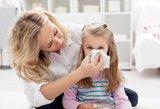 Skubus priminimas tėvams: kaip elgtis sloguojantį vaiką leidžiant į darželį