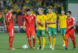 Serbai lietuvių futbolininkams žada pusę milijono: yra viena sąlyga