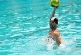Savaitgalį sporto mėgėjai gyvens vandensvydžio turnyro ritmu