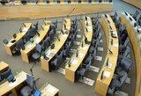 Naujausi reitingai: į Seimą patektų dar viena partija