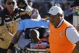 Tragedija futbole: aukščiausioje pasaulio aikštėje plyšo teisėjo širdis