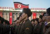 Pietų Korėja pasiųs Šiaurės Korėjai 50 tūkst. tonų ryžių