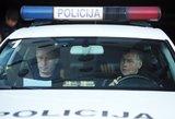 Kėdainiuose girtas 17-metis policijai siūlė šimtus eurų