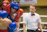 Dano Pozniako bokso turnyre lietuviai iškovojo keturis medalius