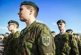 Atskleista, kiek žmonių karinio konflikto atveju gintų Lietuvą