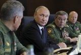 Auga nerimas dėl naujų rusiškų raketų: NATO reikalauja pasiaiškinti