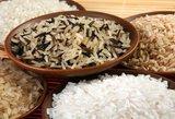 Kokius ryžius rinktis sveikiausia?