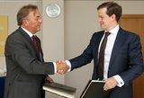 """""""Gazprom"""" monopoliui Lietuvoje atėjo galas"""