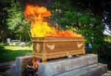 Krematoriumo statybų Vilniuje intrigos: apklausų rezultatai – prieštaringi