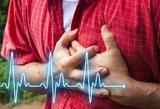Užkirskite kelią infarktui: padės šie produktai