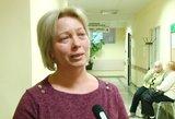 Prabilo Alytuje nuo medikų nukentėjusio vyro žmona