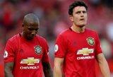 """""""Man Utd"""" laivas vėl skęsta: sausai krito Londone"""
