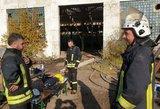 Alytaus gaisro ugniagesiams bus suteiktos papildomos sveikatos priežiūros paslaugos