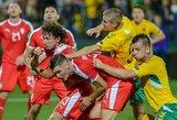 Jei Lietuvos futbolas būtų boksininkas – baigtų karjerą dėl sveikatos
