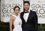 Aktoriai Emily Blunt ir Johnas Krasinsky susilaukė antrojo kūdikio