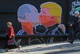 Vladimiras Putinas įžvelgė santykių su Donaldu Trumpu naudą