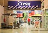 JYSK į parduotuvės atnaujinimą Klaipėdoje investavo beveik 0,5 milijono litų