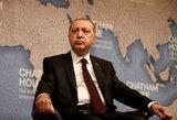 Turkija sako pasiryžusi išstumti Sirijos kurdų pajėgas