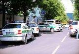 Vilniaus centre – tarnybų sujudimas: skubiai nukreipia vairuotojus