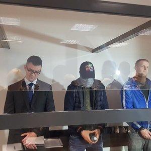 Bugavičiaus nužudymo byla: paviešinti kaltinamieji