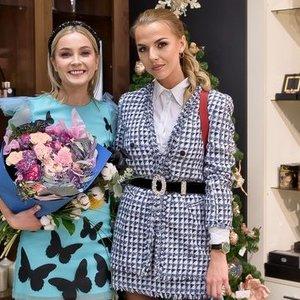 Aktorė Zinkevičiūtė skyrė dovaną moterims: ją sveikino būrys garsenybių