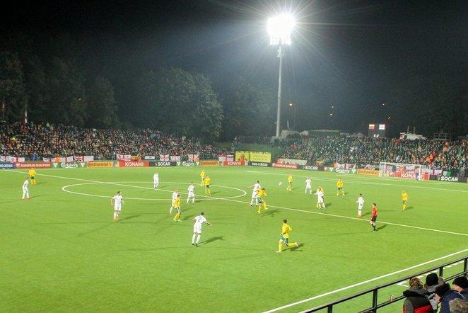 LFF stadionas (nuotr. LFF.lt)