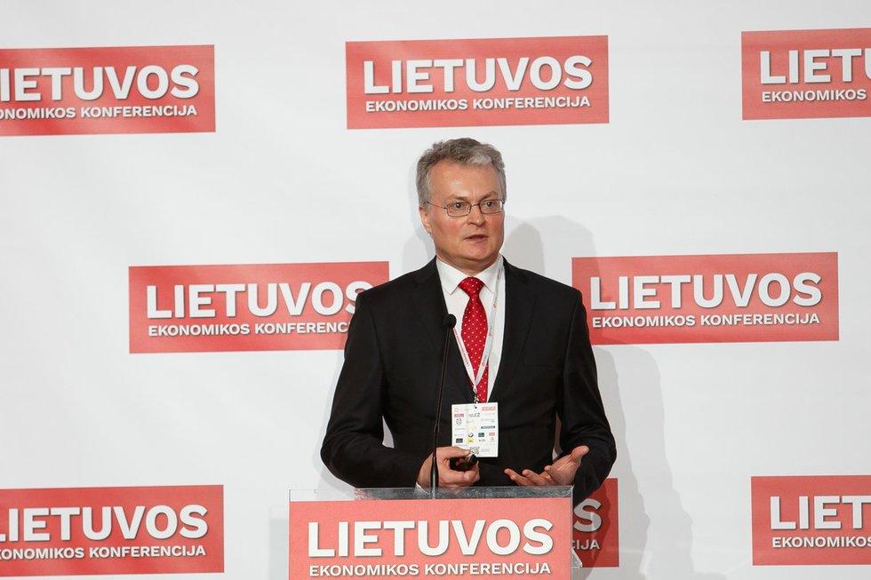 Gitanas Nausėda (nuotr. Tv3.lt/Ruslano Kondratjevo)