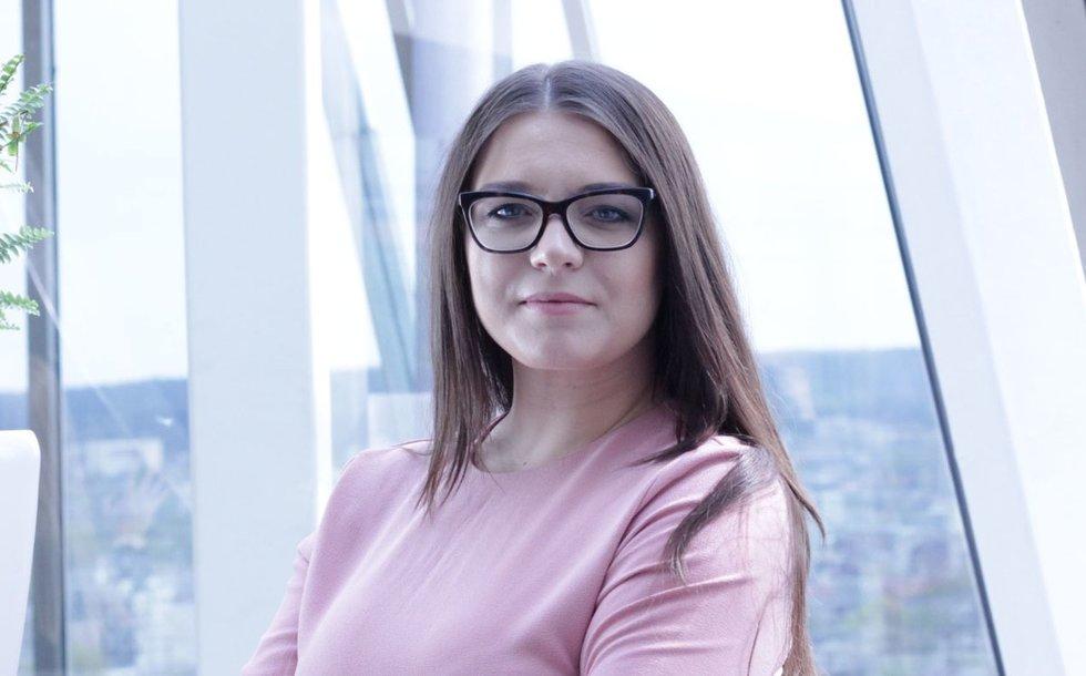Ieva Valeškaitė, Lietuvos laisvosios rinkos instituto ekspertė (nuotr. asm. archyvo)
