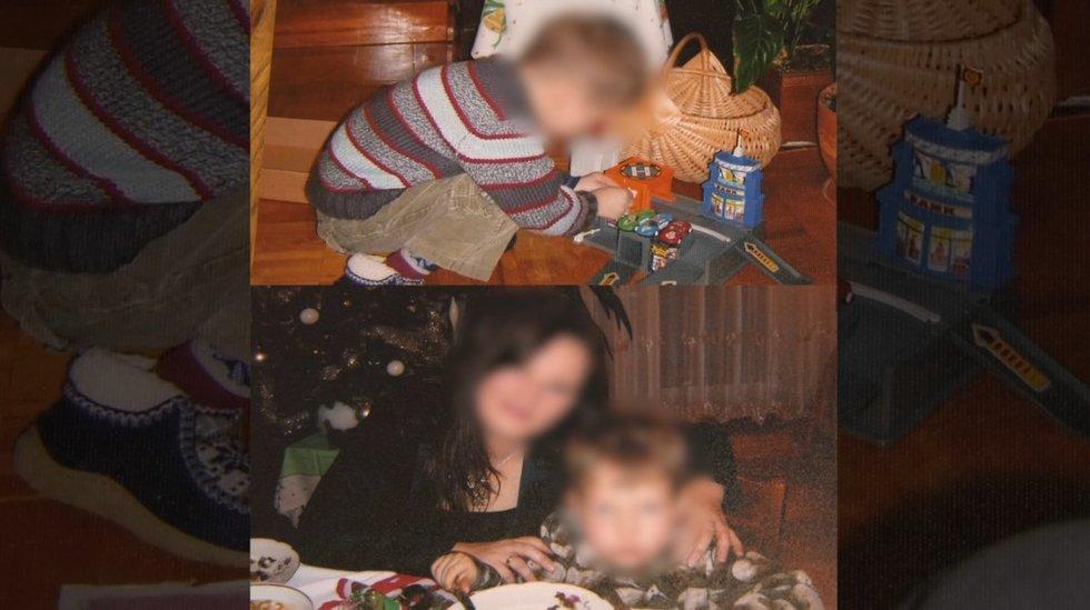 Sandrai (vardas pakeistas) mielas gyvenimo akimirkas primena tik vaikų nuotraukos