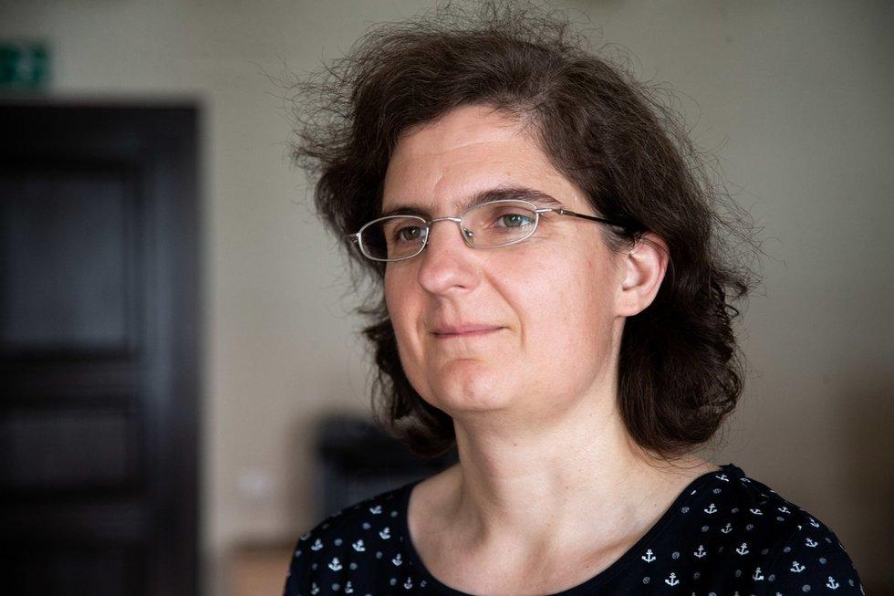 Ainė Ramonaitė (nuotr. fotodiena/Justino Auškelio)