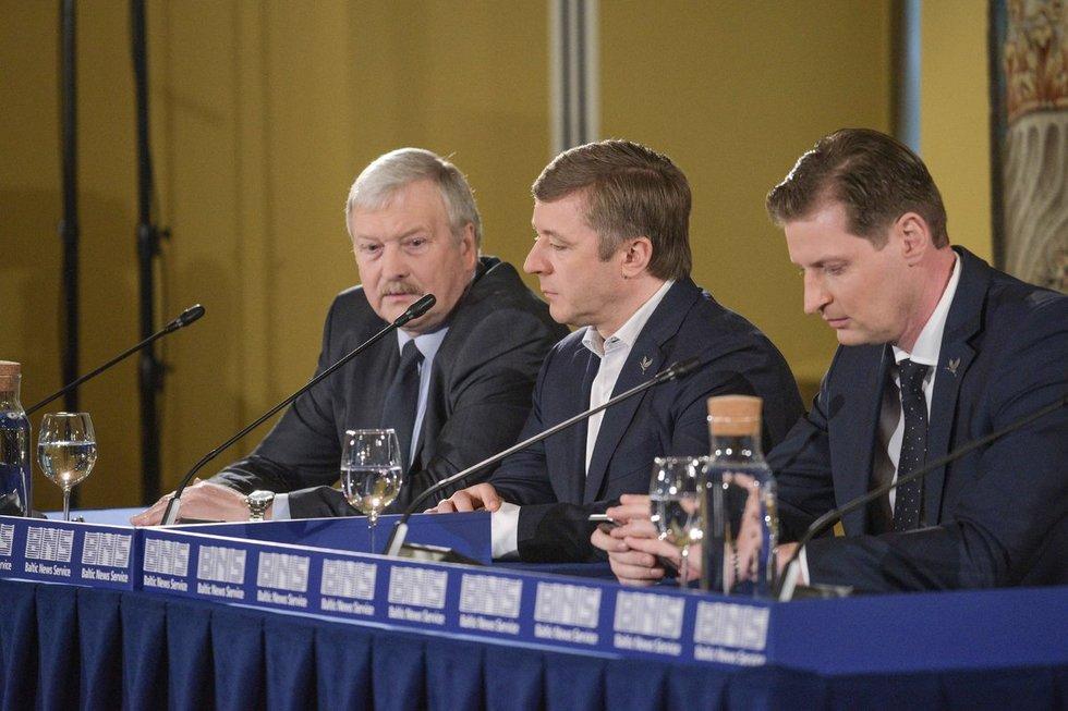 Diena po rinkimų Fotodiena/Arnas Strumila