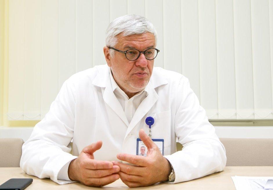 Arūnas Liubšys (nuotr. Tv3.lt/Ruslano Kondratjevo)