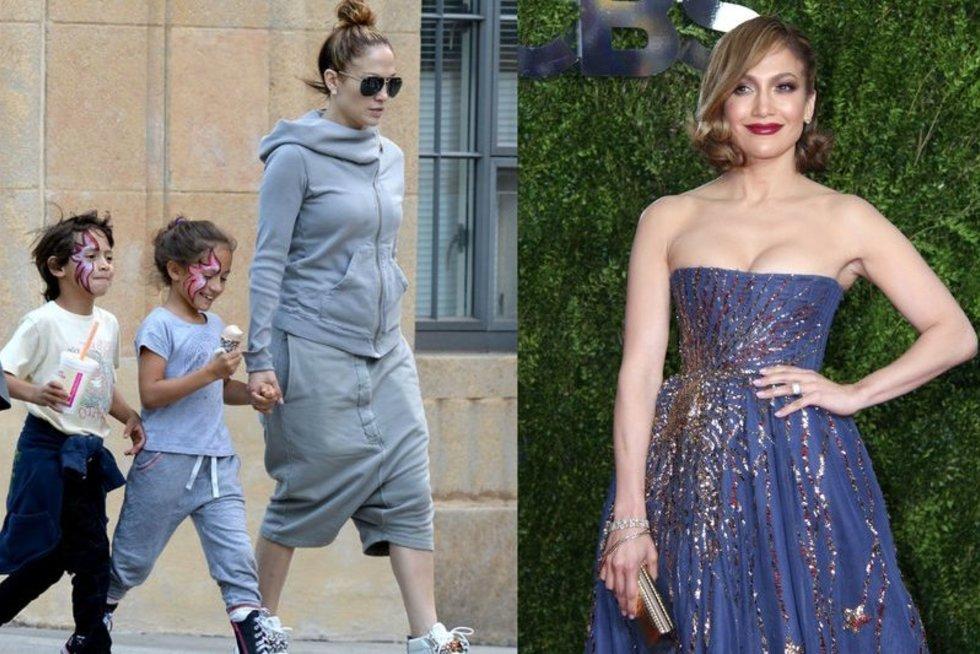 Jennifer Lopez (nuotr. Vida Press)