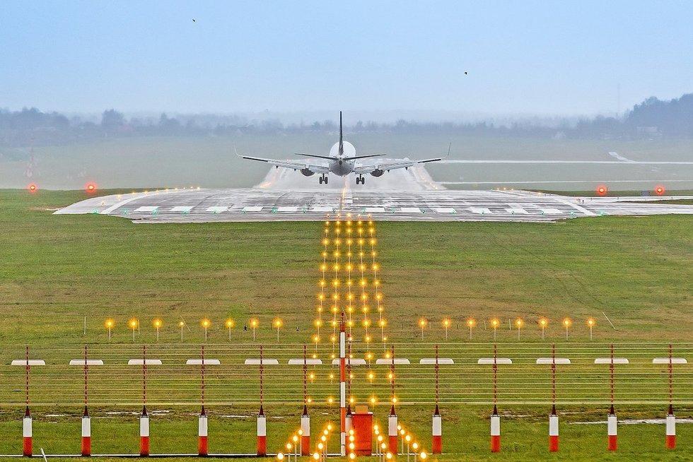 Vilniaus oro uostas (nuotr. asm. archyvo)