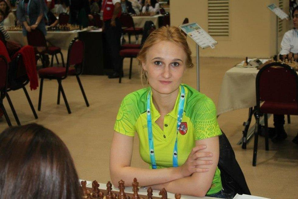 Viktorija Čmilytė (nuotr. asm. archyvo)
