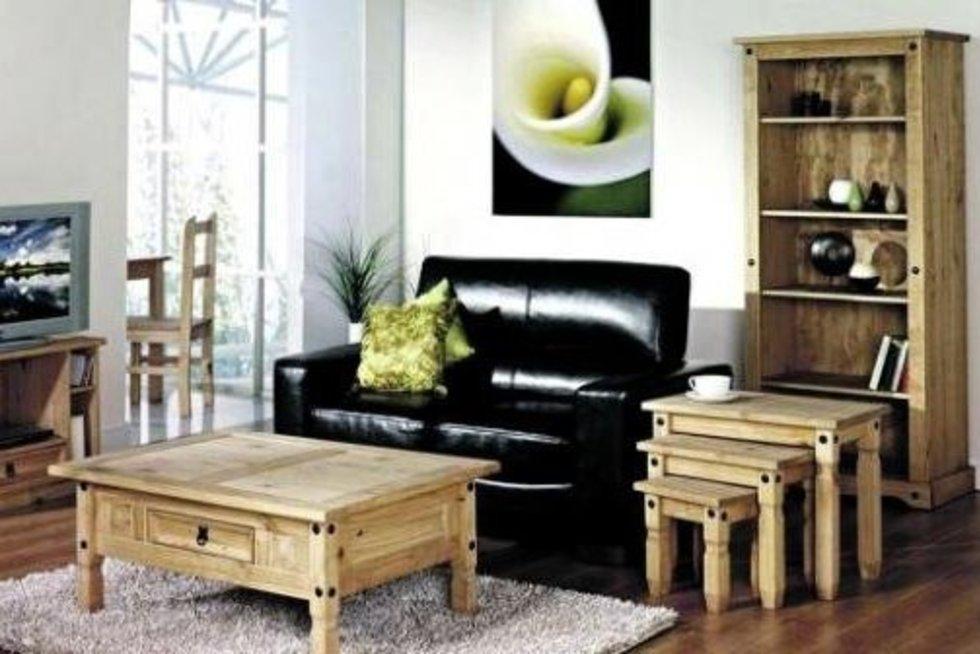 Mediniai baldai (nuotr. VL)