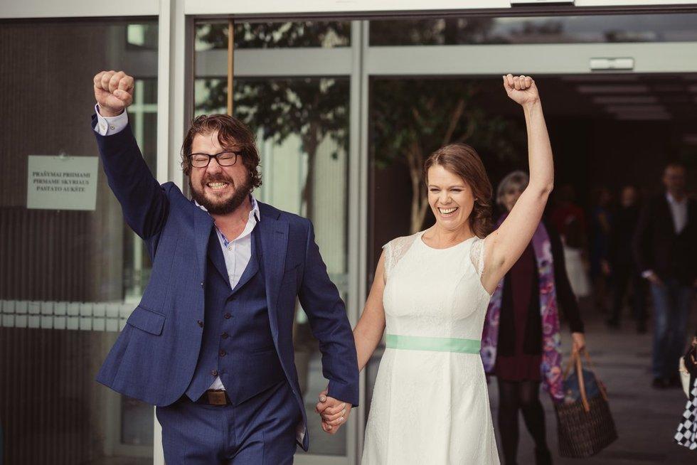 Jono Griciaus vestuvės(nuotr.Irmantas Gelūnas) (Fotobankas)