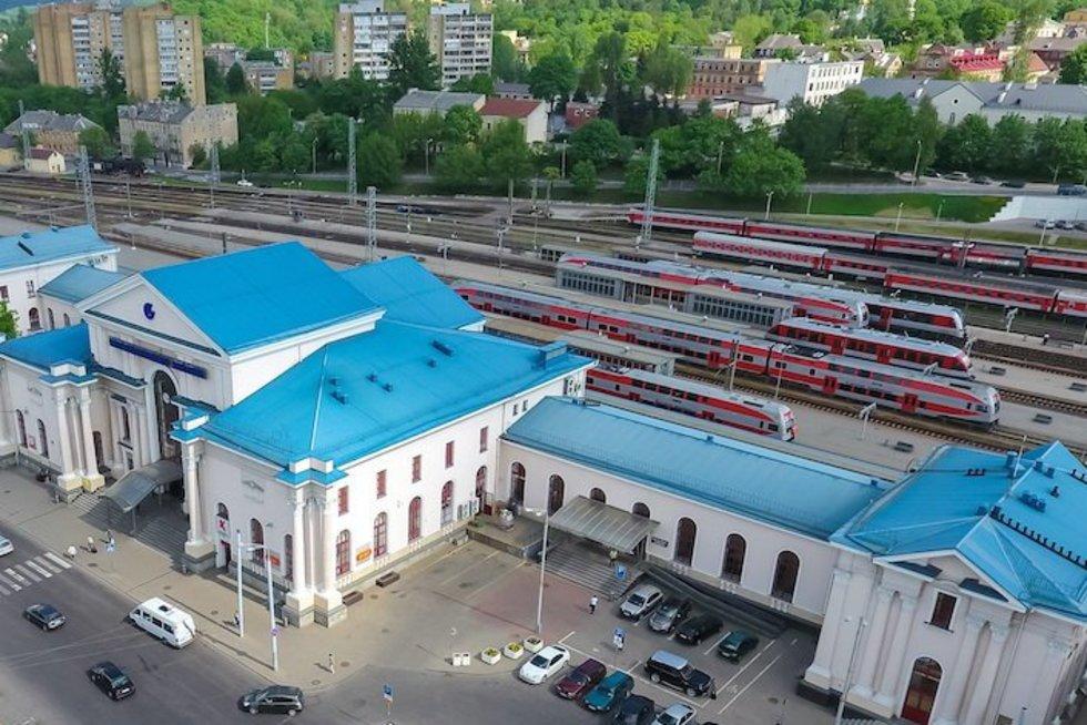 Lietuvos geležinkeliai švenčia 25-ių metų jubiliejų (nuotr. Organizatorių)