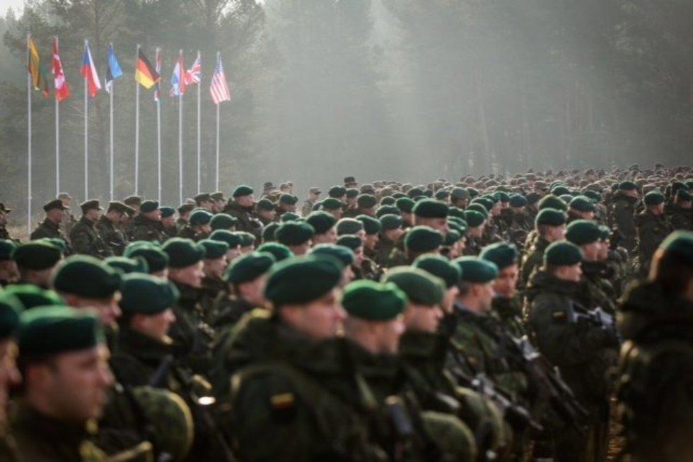 Lietuvos kariuomenė (nuotr. Fotodiena.lt)