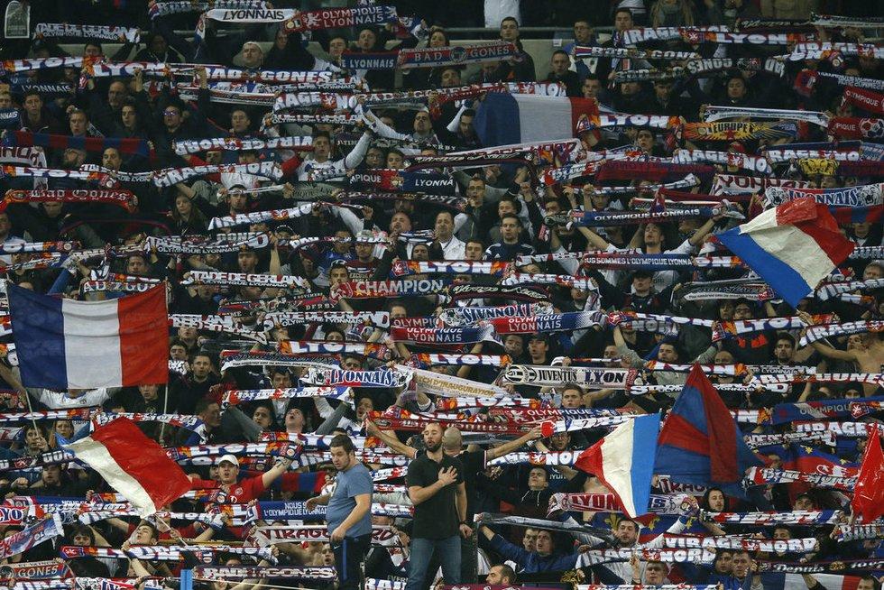 UEFA Europos lygos aštuntfinaliai (nuotr. SCANPIX)