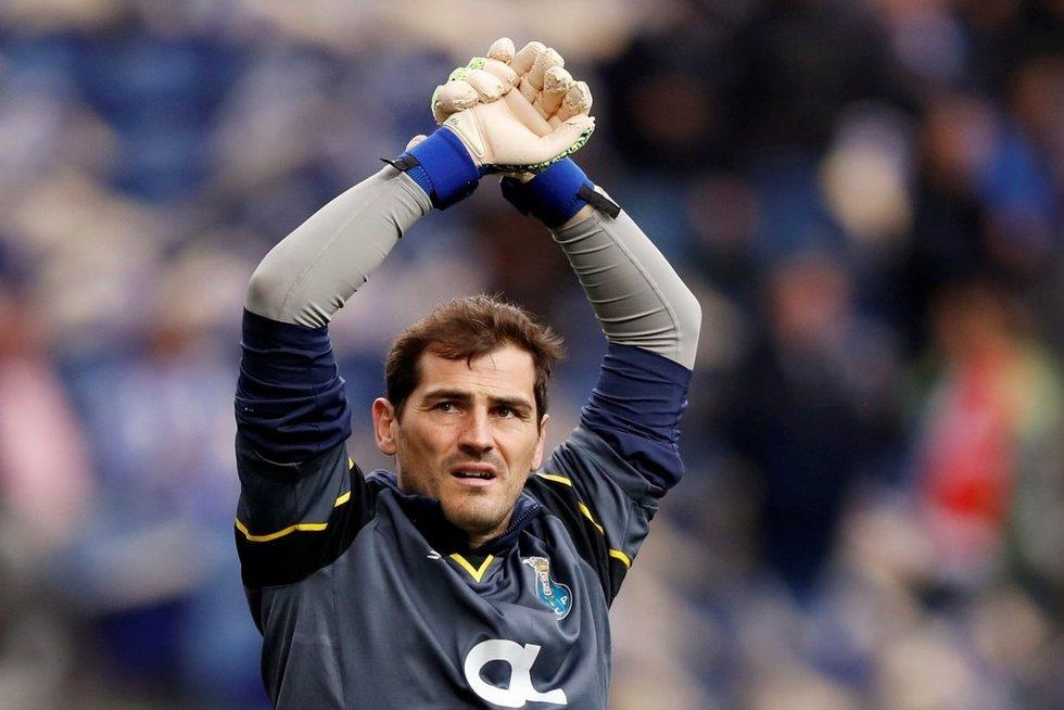 I. Casillas (nuotr. SCANPIX)