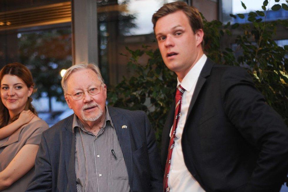 V. Landsbergis ir G. Landsbergis (nuotr. Fotodiena.lt)