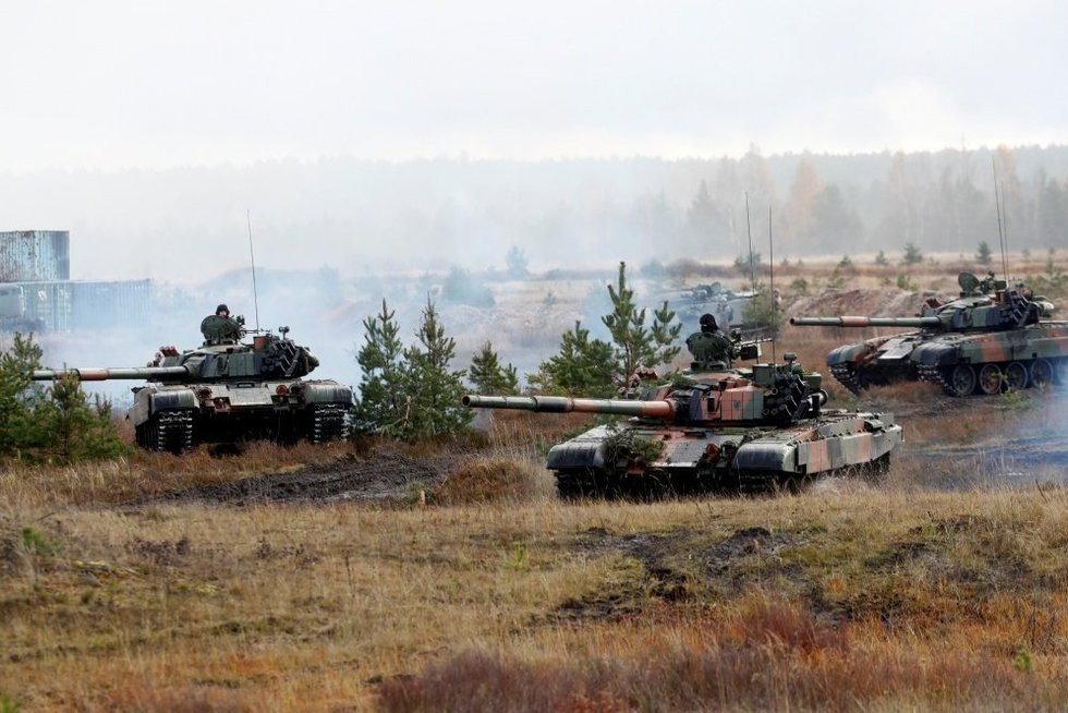 NATO kova su Rusijos keliamu pavojumi: laukia dar kelios neišspręstos problemos (nuotr. SCANPIX)