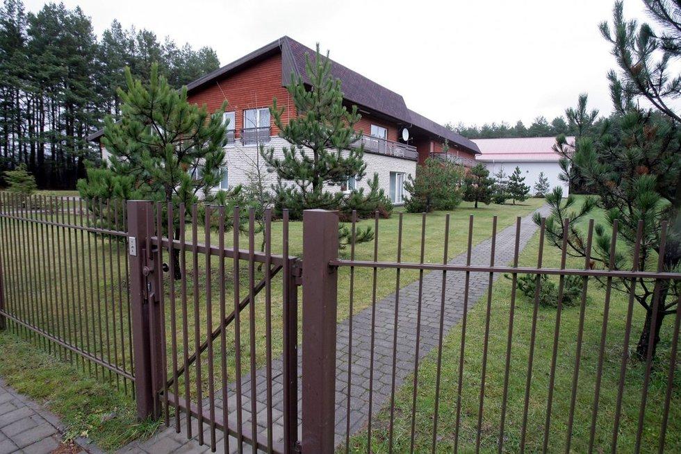 Vadinamasis CŽV kalėjimas Lietuvoje (nuotr. SCANPIX)