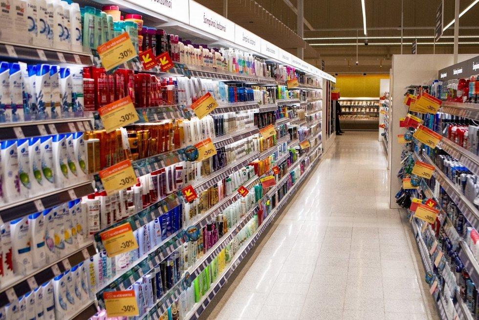 Parduotuvė (Fotobankas)