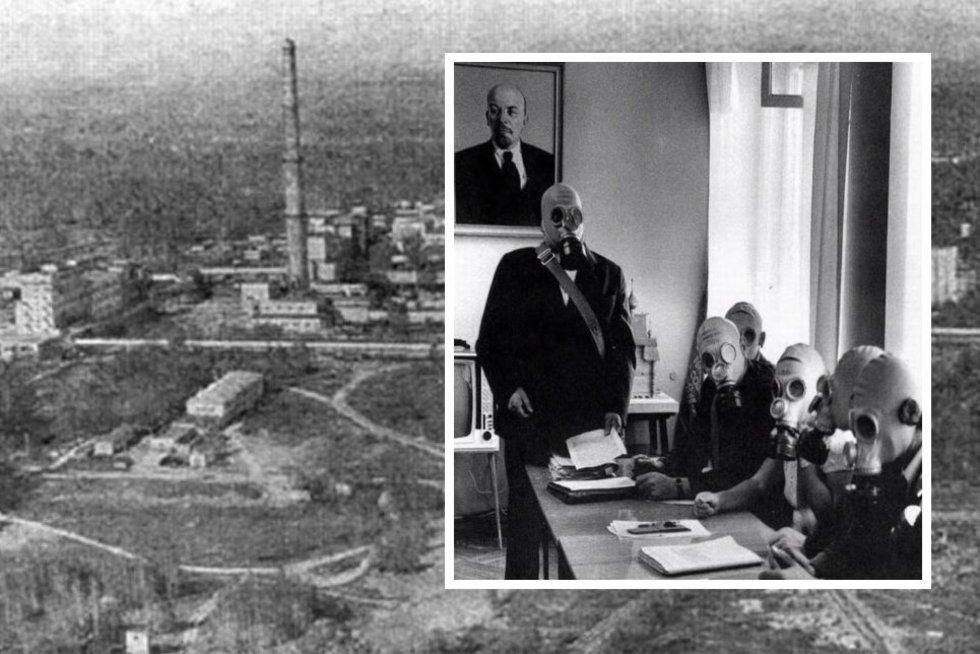 Nuslėpta katastrofa: prilyginama Černobyliui, nepelnytai pamiršta (nuotr. VK.com)